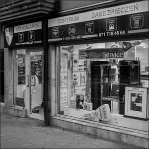 Stacjonarny sklep z zamkami Katowice